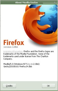 About Mozilla